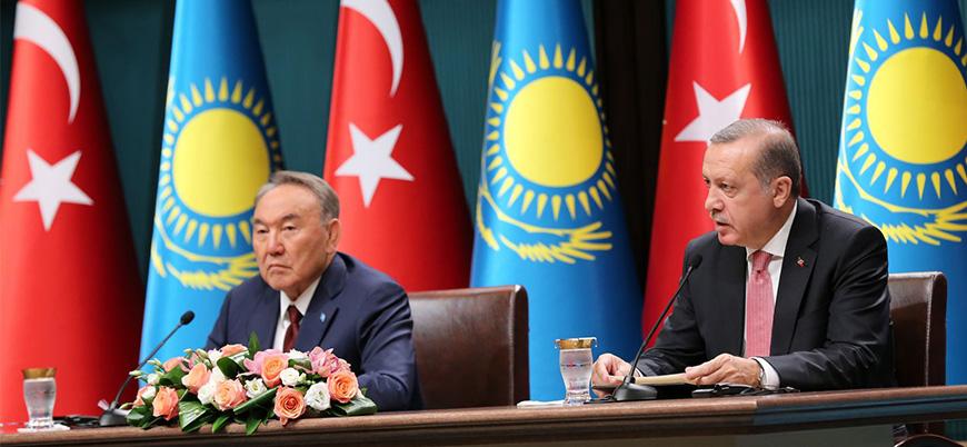 Kazakistan ve Türkiye arasında 5 anlaşma imzalandı