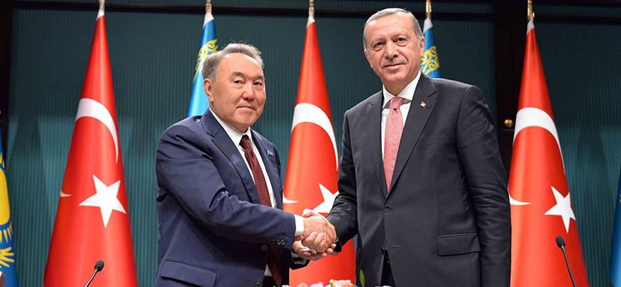 Kazakistan: Uluslararası arenada Türkiye'yi destekliyoruz