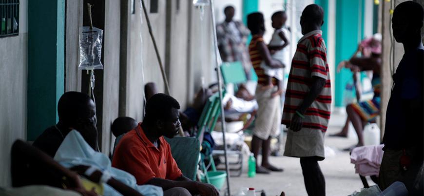 Nijer'deki salgında ölü sayısı 55'e yükseldi