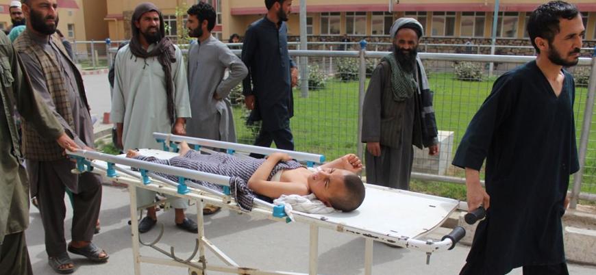 Taliban'dan 'yetim ve muhtaçlara yardım' çağrısı