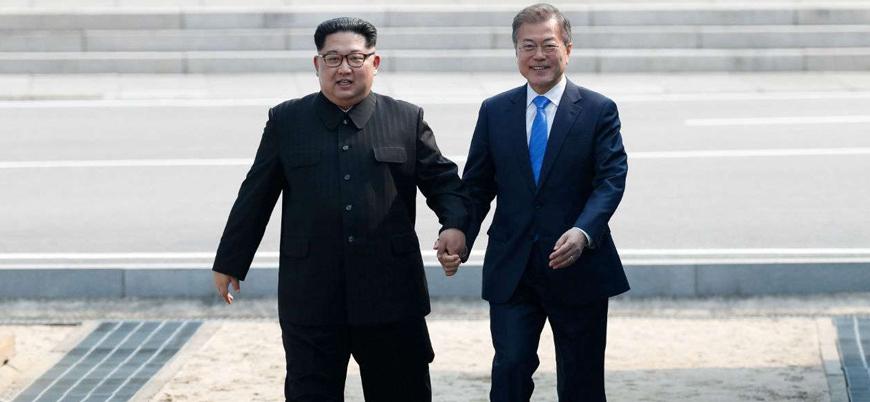 Güney Kore ile Kuzey Kore arasında irtibat bürosu açıldı