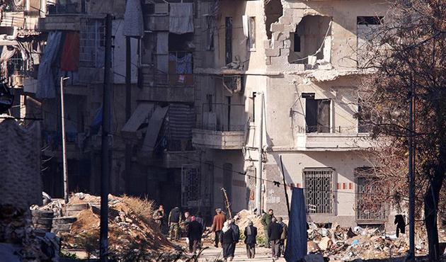 ABD'den 'Halep' açıklaması: Rusya'ya şaşırmadık
