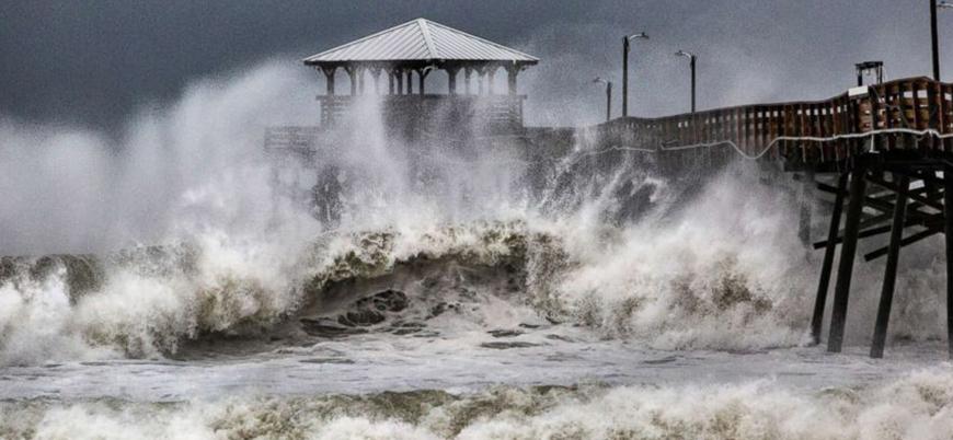 Tarihin en güçlüsü: Dorian Kasırgası Bahamalar'ı vurdu