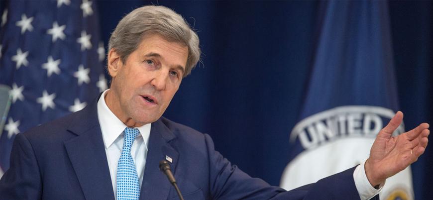 ABD eski Dışişleri Bakanı Kerry: Trump demokrasimizi zayıflatıyor