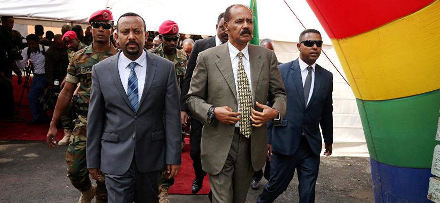Etiyopya ve Eritre 20 yılın ardından 'barışıyor'