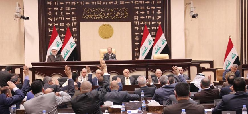 Bağdat Meclisi başkan seçiminde