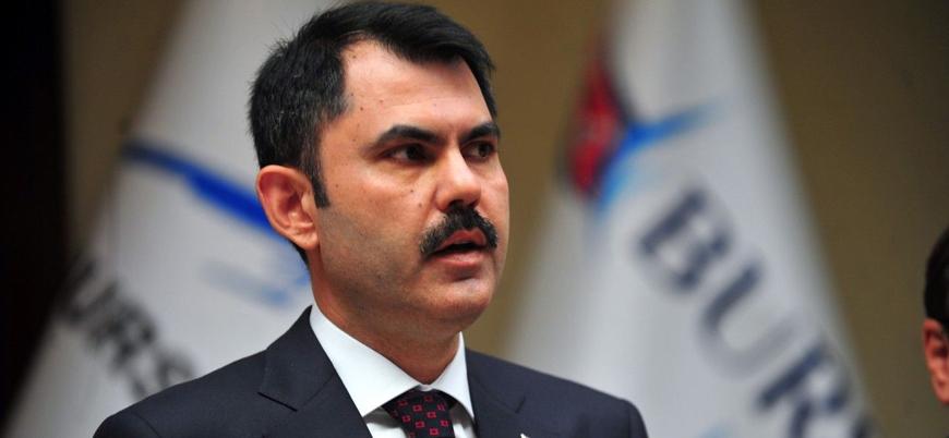 Çevre ve Şehircilik Bakanı: Kanal İstanbul en önemli proje