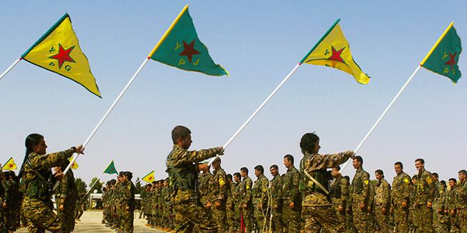 ABD, YPG'ye 7 helikopterle silah indirdi