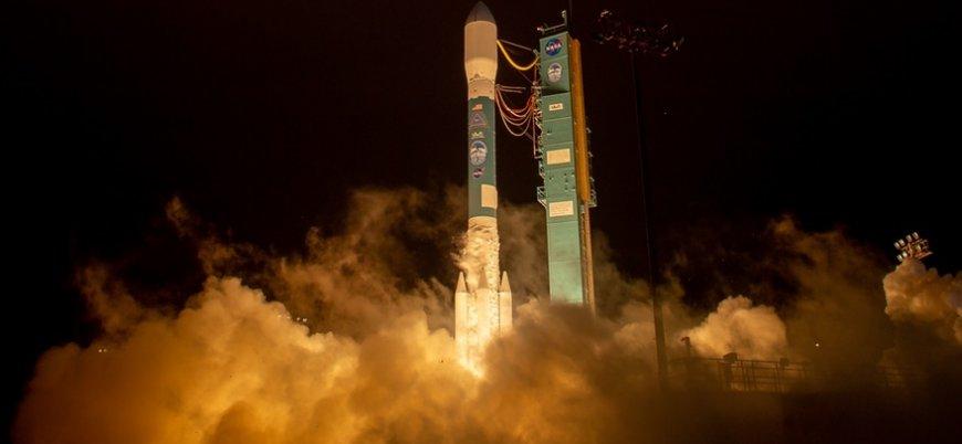 NASA 1 milyar dolarlık ICESat-2 uydusunu fırlattı