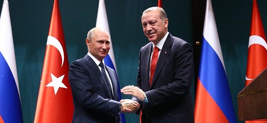 Erdoğan Putin'le görüştü: Rejimin amacı İdlib'de Türk-Rus işbirliğini sabote etmek