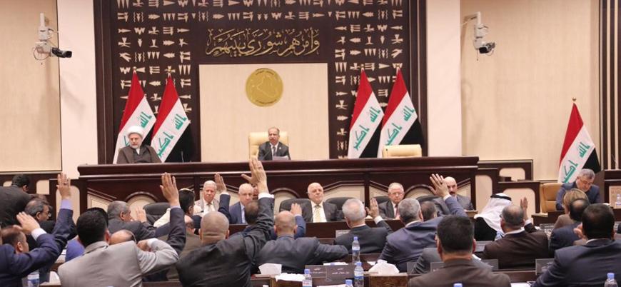 Bağdat yönetimi meclisine Sünni başkan