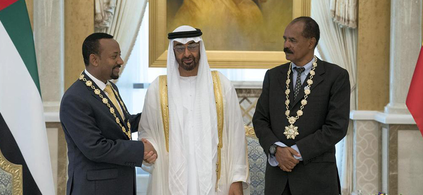 Etiyopya ve Eritre, Suudi Arabistan'da 'barıştı'