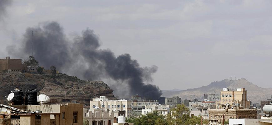 Suudi koalisyonu Yemen'de yine sivilleri vurdu