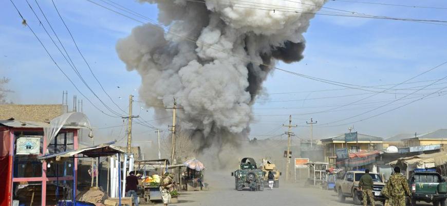 Taliban'dan Afganistan'ın batısında karakola saldırı