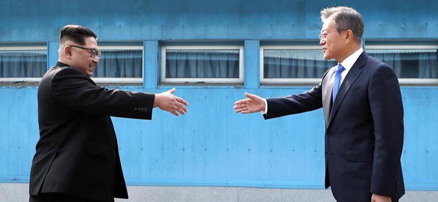 'Koreler arası zirve'de gündem nükleer santral