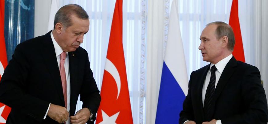 Erdoğan ile Putin'in görüşmesi başladı