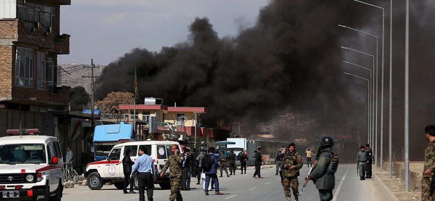 Taliban'dan Afganistan'da saldırı: 17 polis öldü