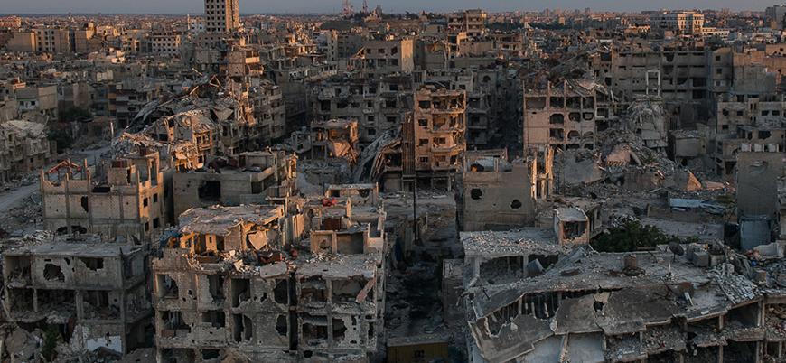 Suudi Arabistan'dan Suriye çağrısı