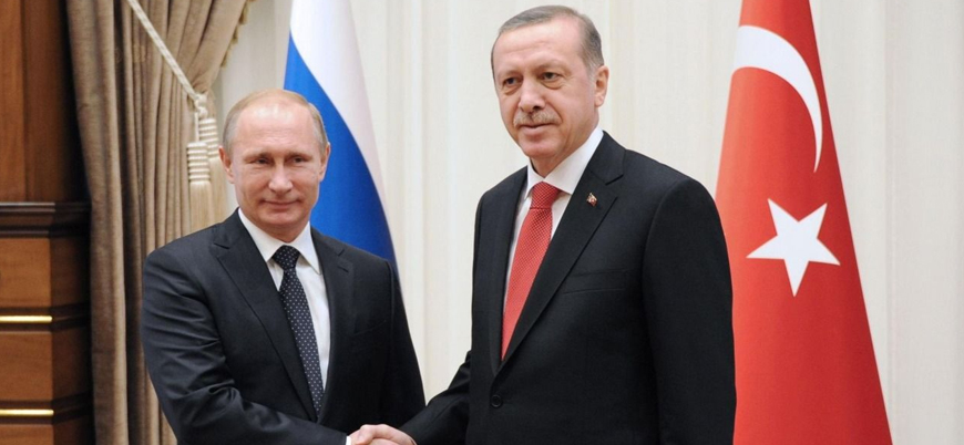 Erdoğan ve Putin Berlin'de bir araya gelecek