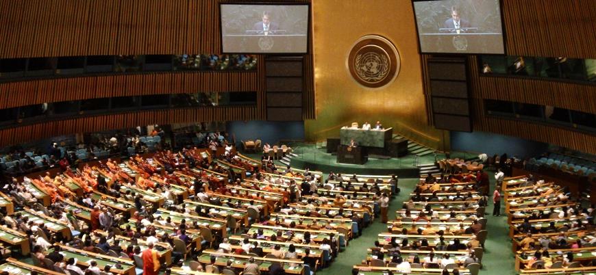 Birleşmiş Milletler 73. Genel Kurulu toplanıyor