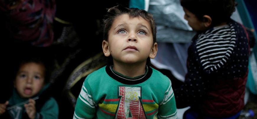 Yunanistan'a sığınmacı akını sürüyor: Bir ayda 8 bin kişi adalara geçti