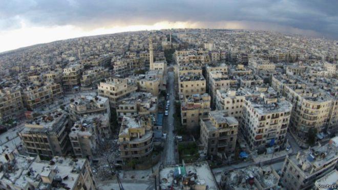 Akademisyenlerden Halep bildirisi
