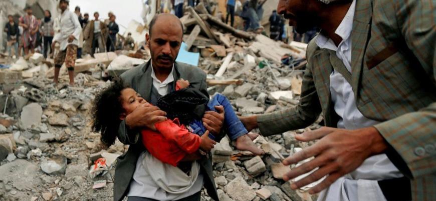 Sivil kaybı konusunda Suudi Arabistan'ın 'kefili' ABD