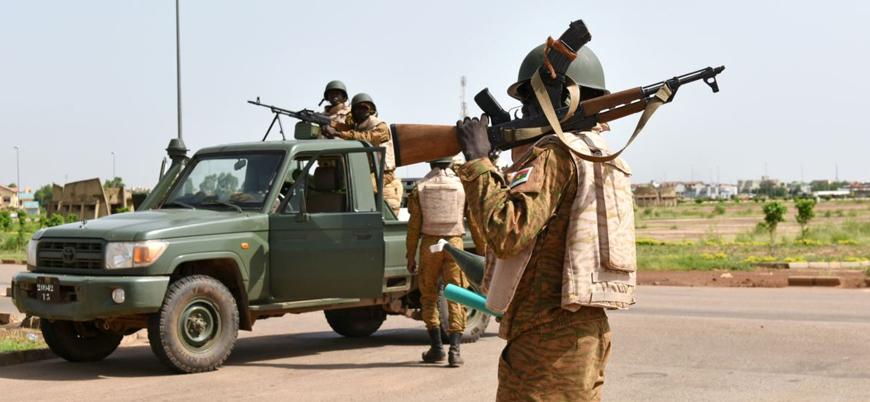 Üç ülkeden Burkina Faso'da ortak operasyon
