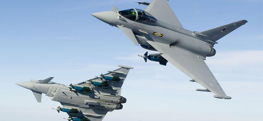 Katar, İngiltere'den askeri uçak satın aldı