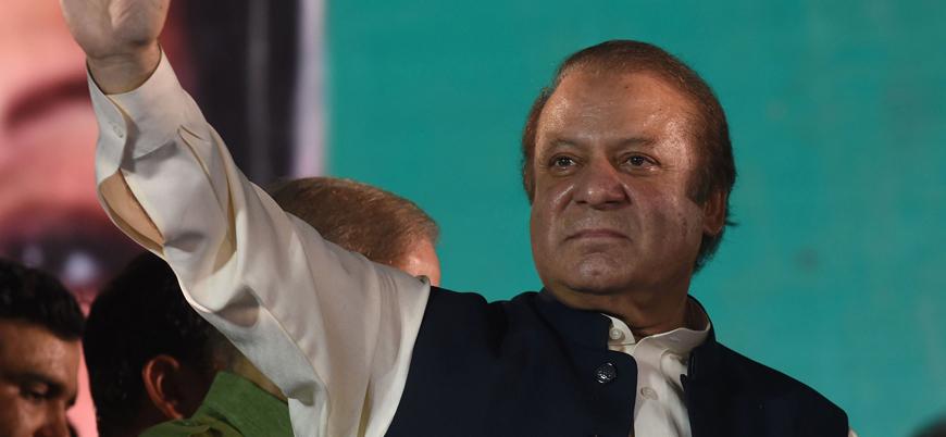 Eski Pakistan Başbakanı Navaz Şerif serbest bırakılıyor
