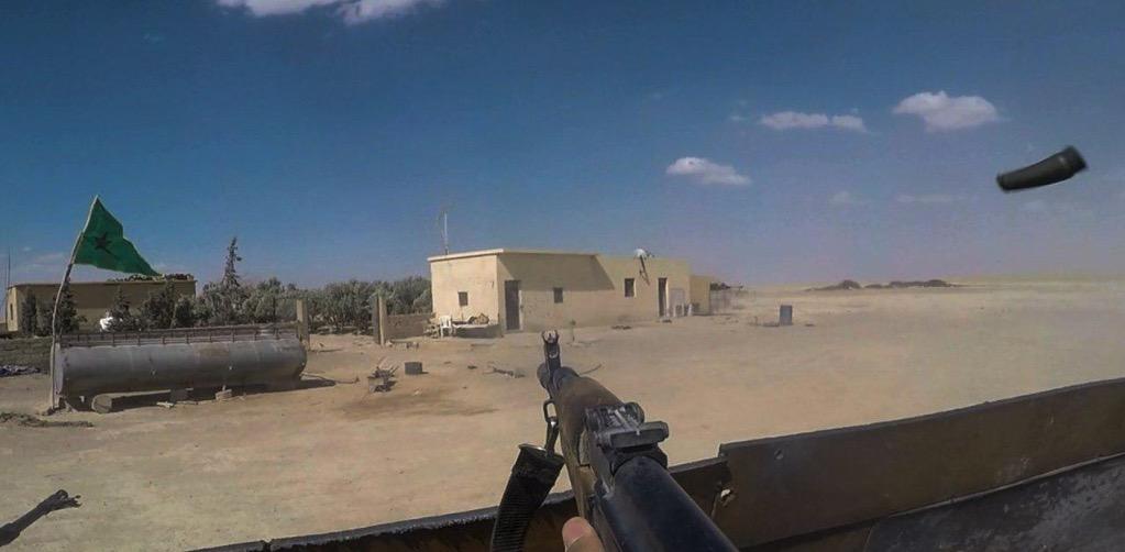 Suriye'nin doğusunda IŞİD-PKK çatışması sürüyor: 32 ölü