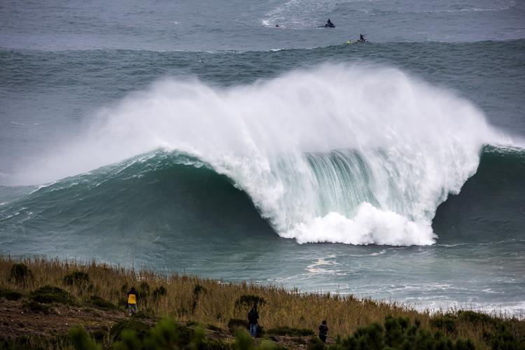 Dünyanın en büyük deniz dalgası ölçüldü