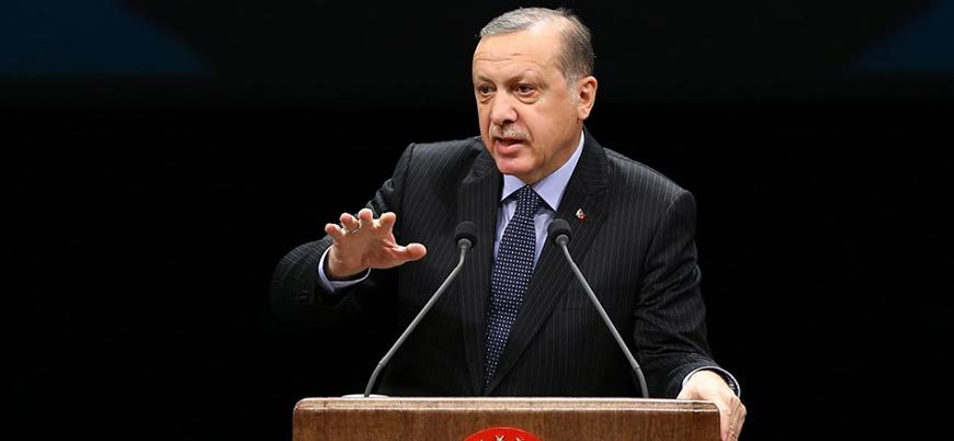 Erdoğan: Artık YPG ayrı, PKK ayrı diyemezler