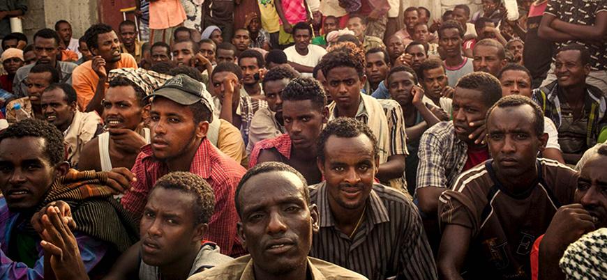 Etiyopya'da göç dalgası: 1,4 milyon kişi yerinden oldu