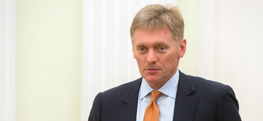 Kremlin'den 'düşürülen uçak' açıklaması