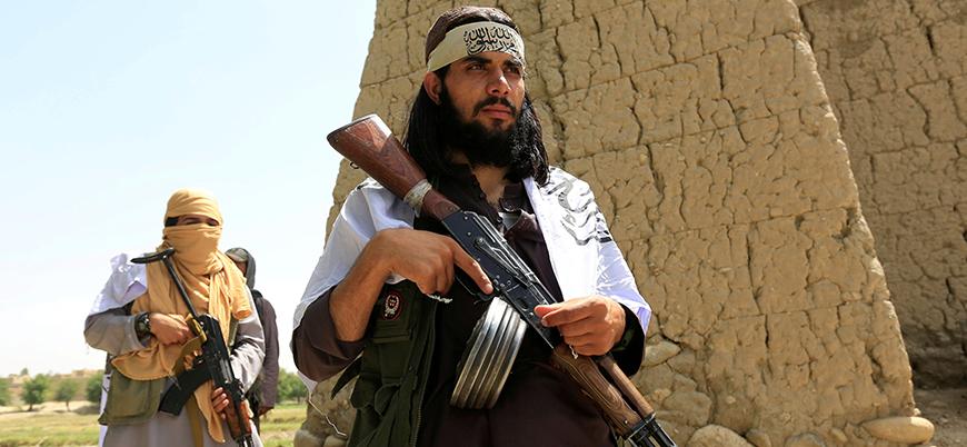 Taliban'dan karakola saldırı: 9 ölü