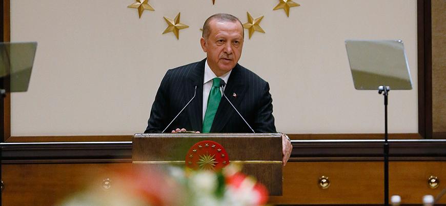 Erdoğan: Bağdadi'nin hanımını, kız kardeşini, eniştesini yakaladık