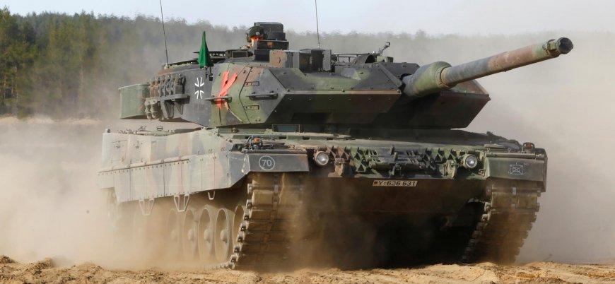 Almanya Suudilere silah ihracatı yasağını uzattı
