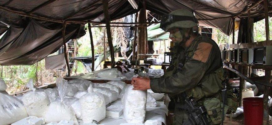 Kolombiya'da kokain üretimi rekor kırdı