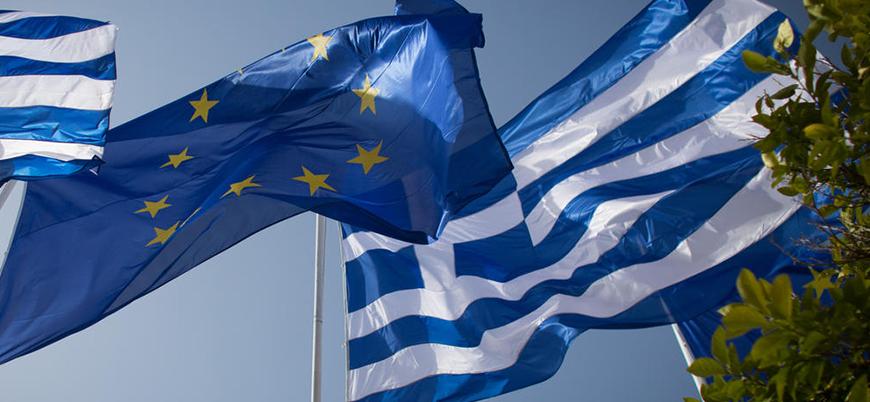 AB'den Yunanistan'a 'mülteci' yardımı