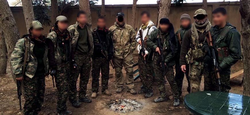 ABD'li güvenlik şirketinden PKK'ya destek