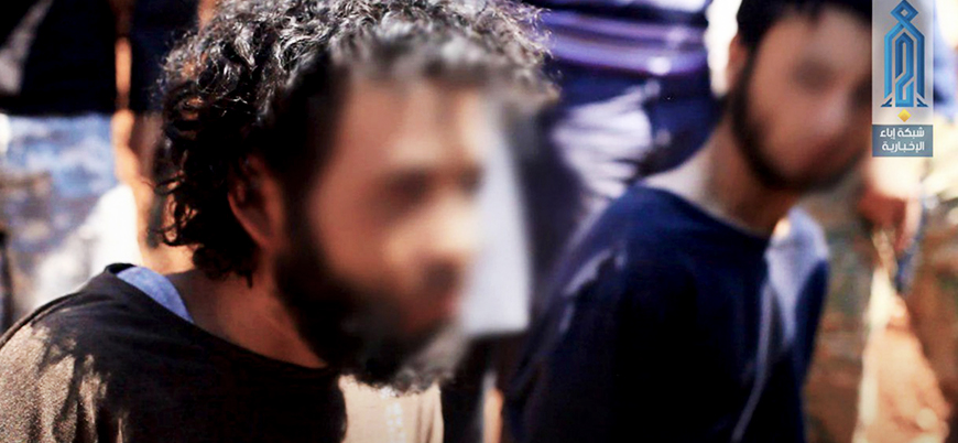Tahrir el Şam Heyeti 5 IŞİD mensubunu infaz etti