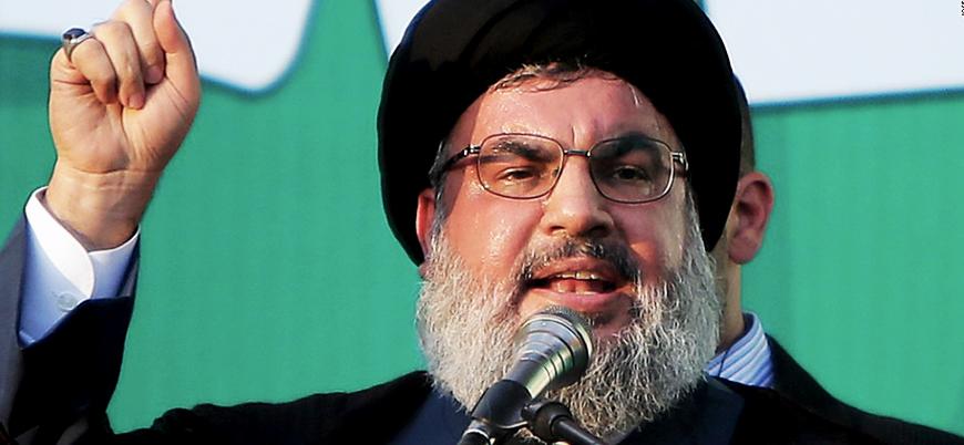 Hizbullah lideri Nasrallah: Bizi kimse Suriye'den çıkaramaz