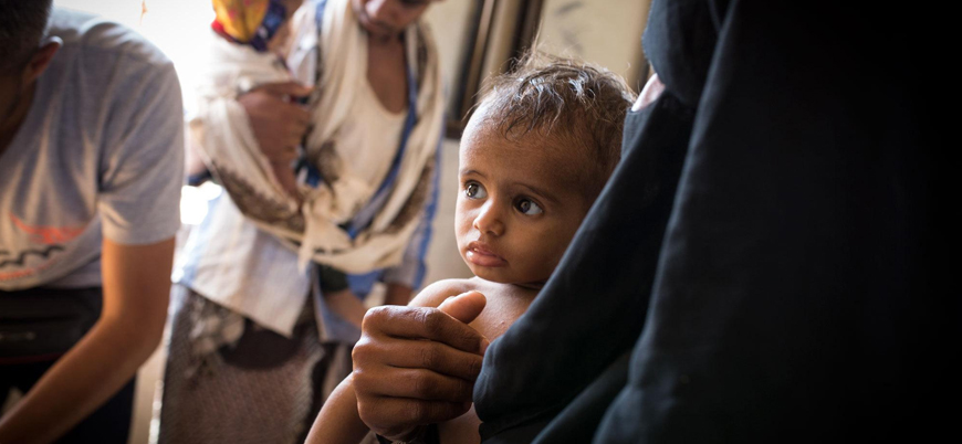 Dünyada 39 ülke dış gıda yardımına muhtaç