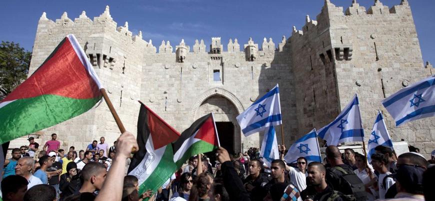 İsrail Filistin'in paralarına el koyacak