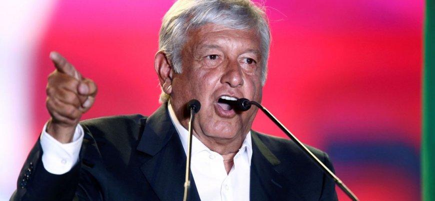 Meksika Devlet Başkanı Obrador: Bu yoksullukta lüks uçağa binmeye utanırım
