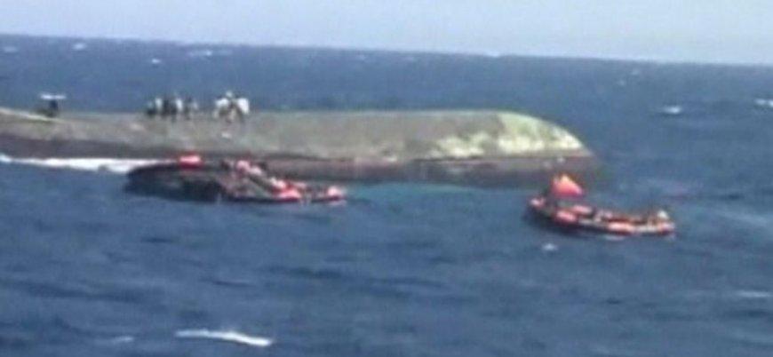 Tanzanya'da feribot battı: Ölü sayısı 200'ü aşabilir