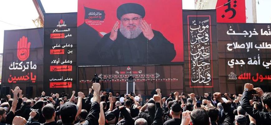 Nasrallah'tan İsrail'e 'geleneksel' tehdit: Füzelerimiz var