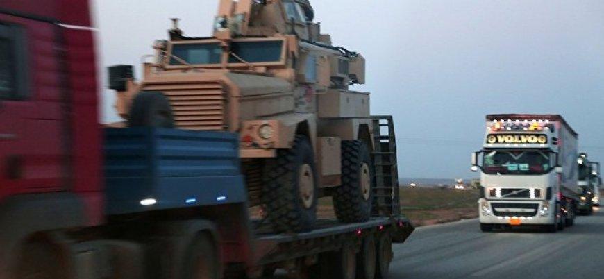 ABD'nin YPG/PKK'ya askeri sevkiyatı sürüyor