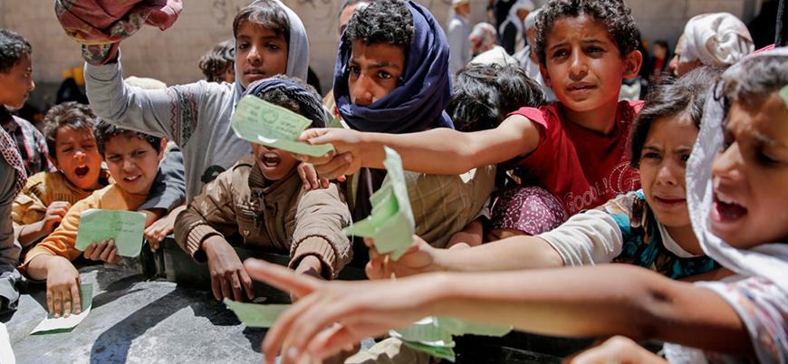 BM: Yemen'de kıtlığa karşı mücadele kaybedildi
